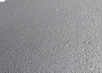 Parking Lot Closeup