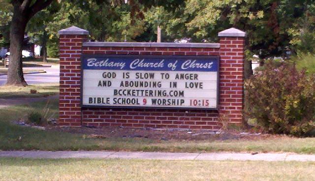 Bethany Church Of Christ