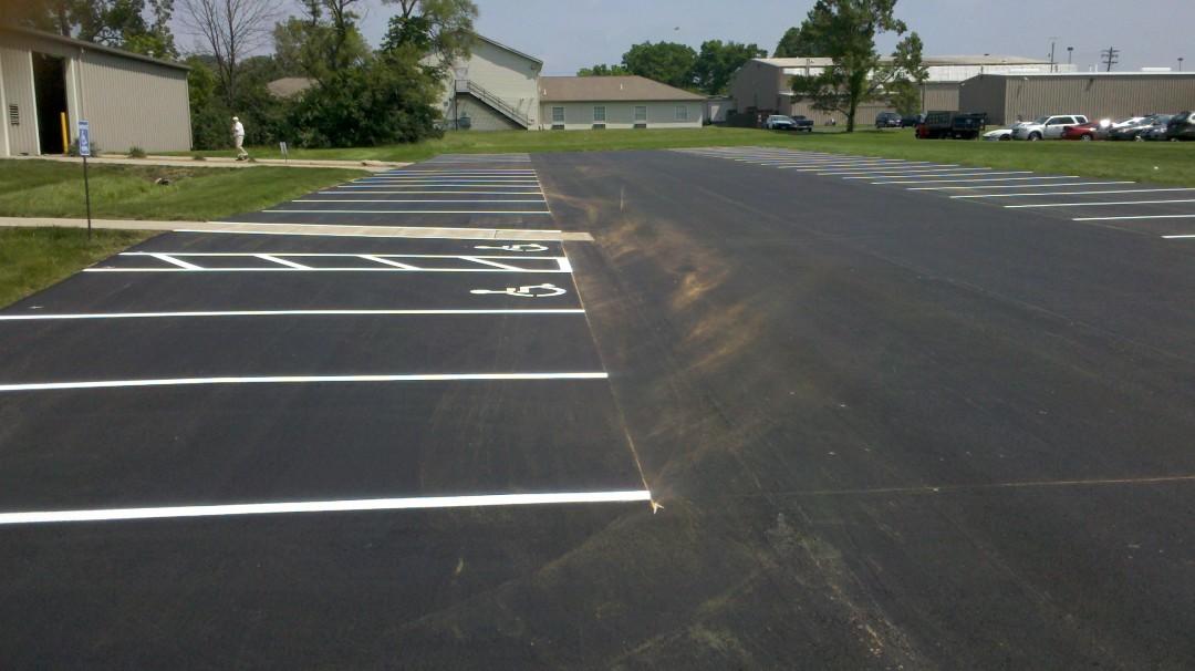 True Green Lot Striped
